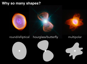 Why so many shapes?
