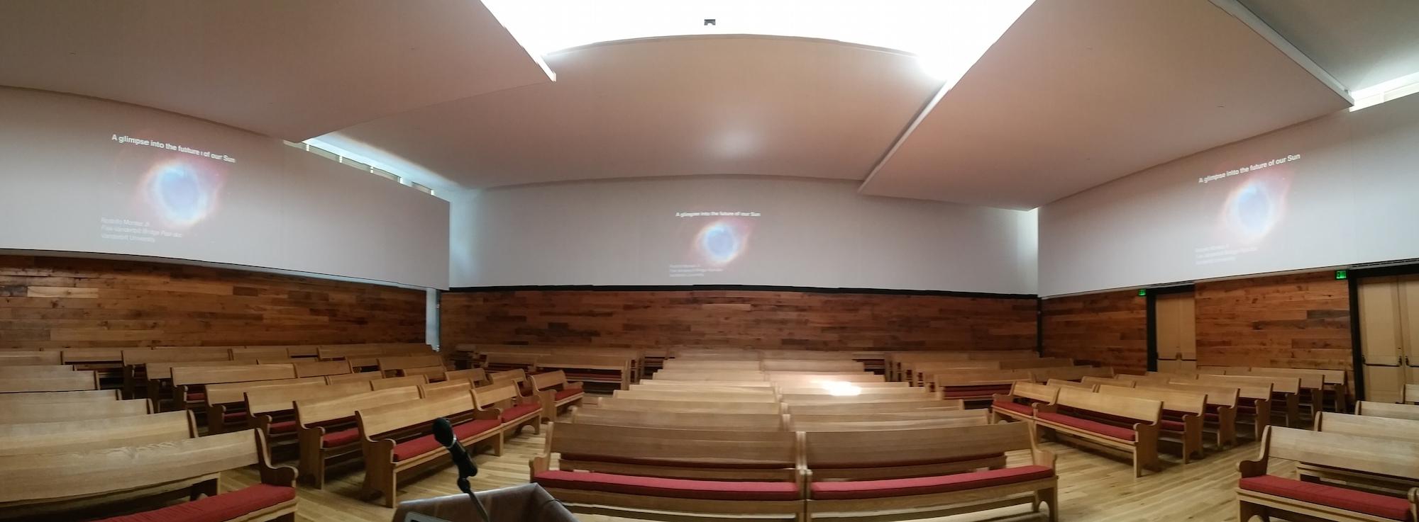 Sidwell Auditorium